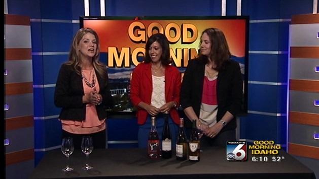 Idaho Wine Month on KIKI TV