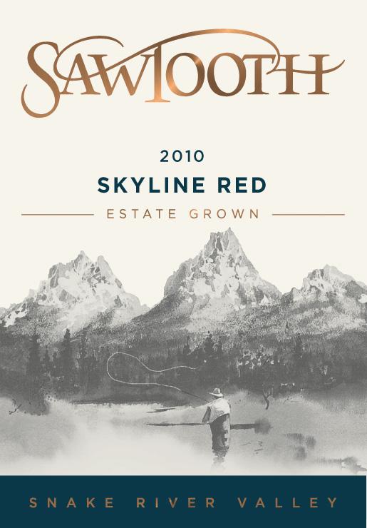 Sawtooth Skyline Red Label