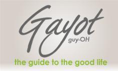 Gayot logo