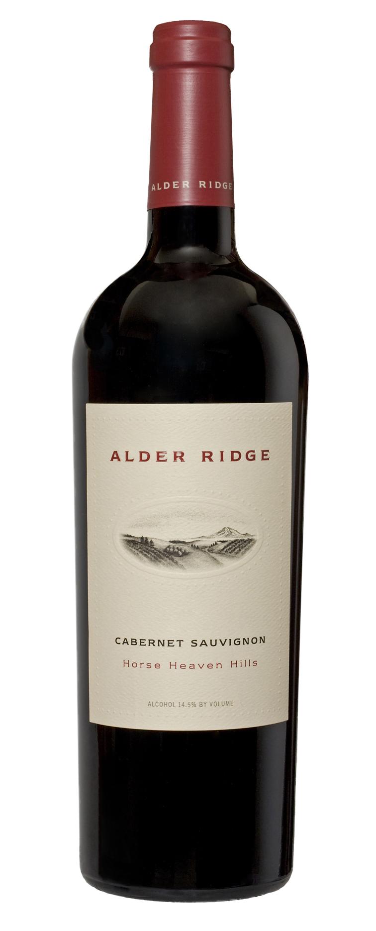 Alder Ridge Cabernet Sauvignon Bottle