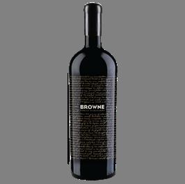 Browne Family Vineyard bottle