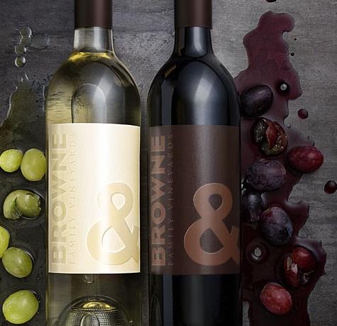 Browne Family Vineyards PF Changs Slider