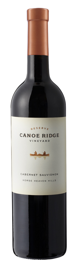 Canoe ridge Cabernet Sauvignon Bottle