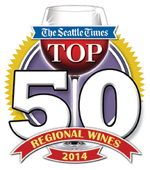 Seattle Times Top 50 Wines