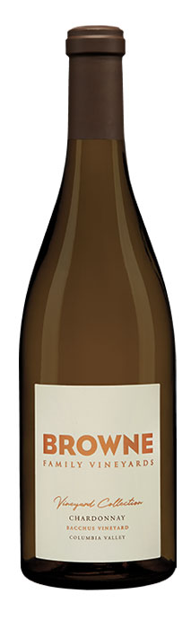 Browne Family Vineyards Bacchus Vineyard Chardonnay  Image