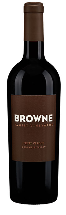 Browne Family Vineyards Petit Verdot Image
