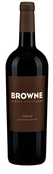 Browne Family Vineyards Tribute Red Blend Image