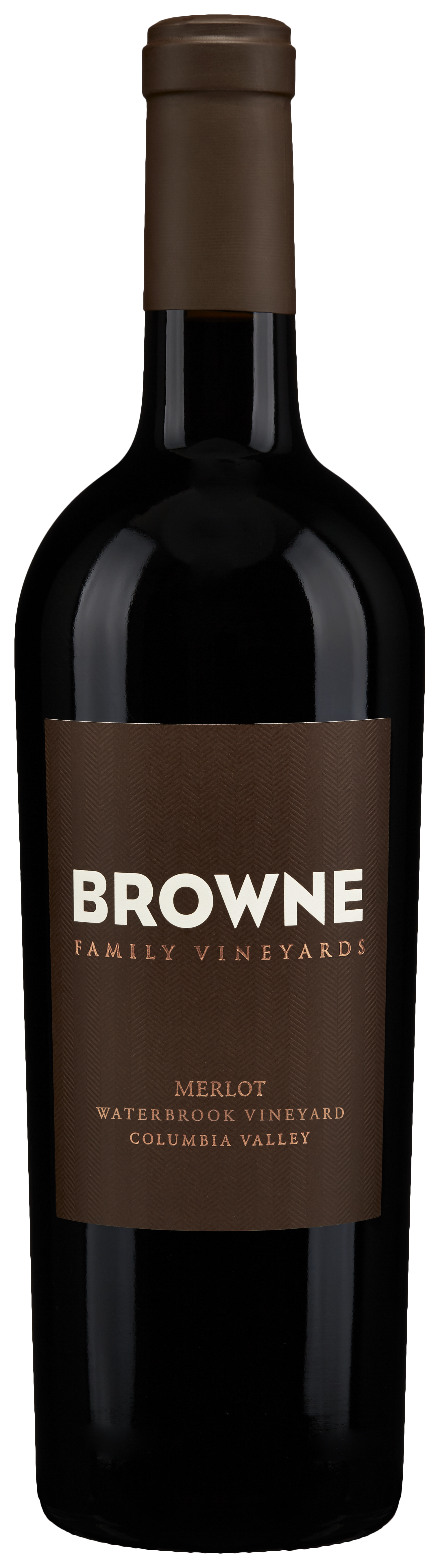 Browne Family Vineyards Estate Merlot Image