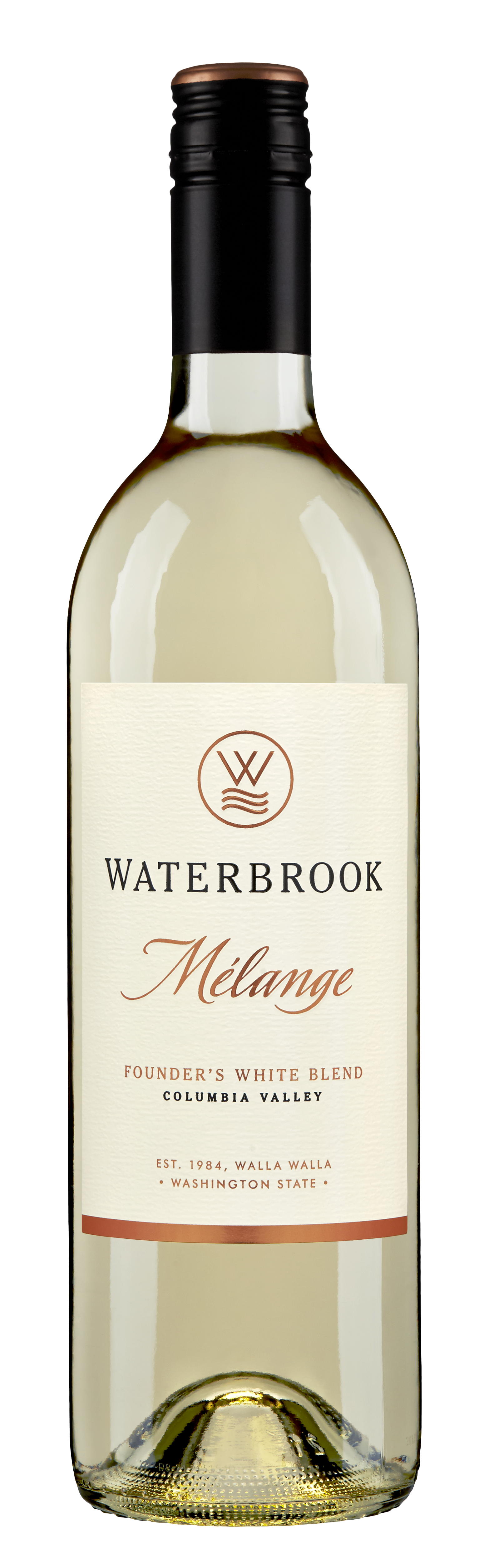 Waterbrook Mélange Founder\'s White Blend Image