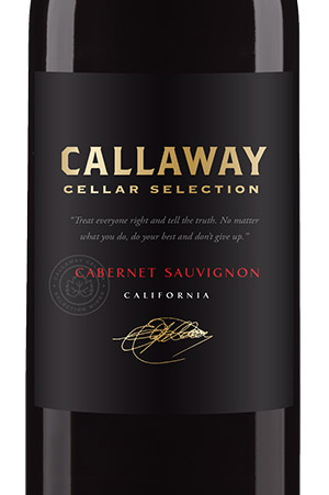 Callaway Cellars Bottle Image