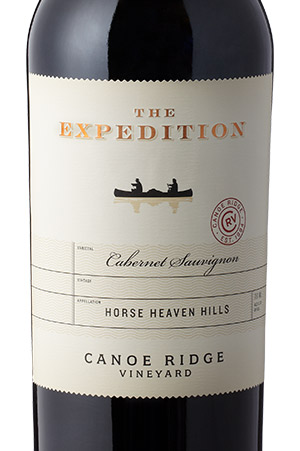 Canoe Ridge Vineyard  Bottle Image