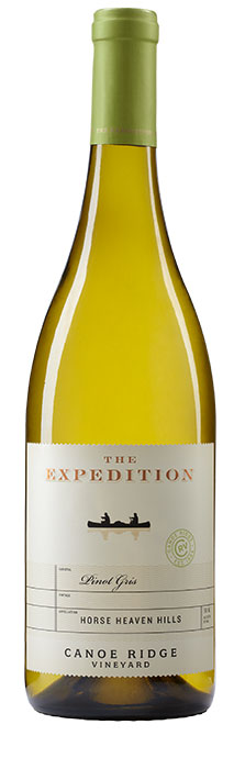 Canoe Ridge Vineyard  The Expedition Pinot Gris Image