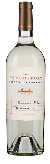 Canoe Ridge Vineyard  The Expedition Sauvignon Blanc Image