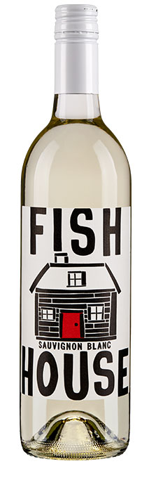 House Wine Fish House Sauvignon Blanc Image