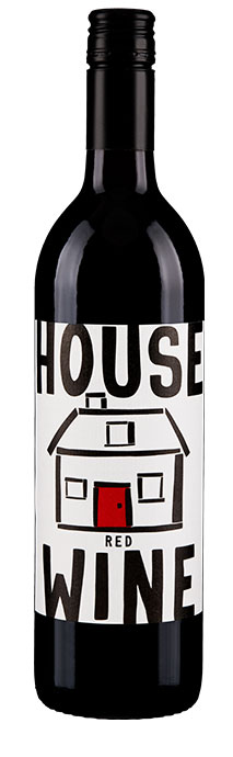 House Wine Original Red Blend Image
