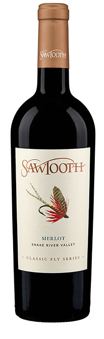 Sawtooth Classic Fly Series Merlot