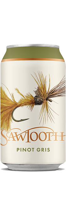 Sawtooth Pinot Gris Can