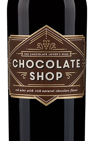 Chocolate Shop Bottle Image