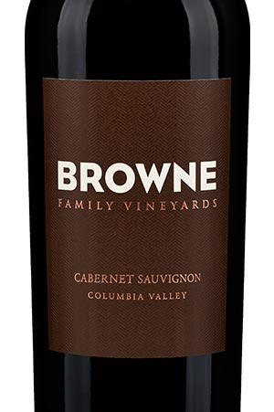 Browne Family Vineyards Bottle Image