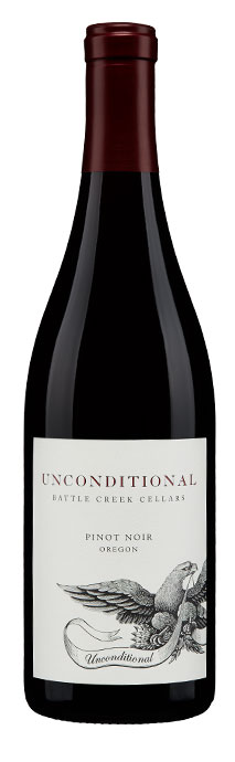 Battle Creek Cellars Unconditional Pinot Noir Image