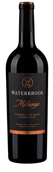 Waterbrook Mélange Founder\'s Red Blend Image