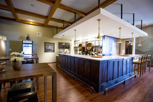 Precept Wine » Vineyards + Estates » Tasting Rooms